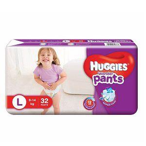 9 to 14 Kg Huggies Pant Diaper