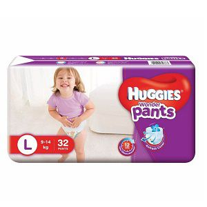 9 to 14 Kg Huggies Pant Diaper 50 pcs