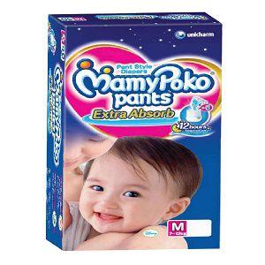 7 to 12 Kg Mamypoko Pant Diaper 38 pcs