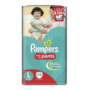 9 to 14 Kg Pampers Pant Diaper 34 pcs