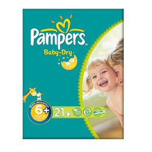 7 to 12 Kg Pampers Pant Baby Diaper 56 pcs