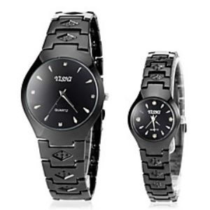 Valentine Day Couple Watch