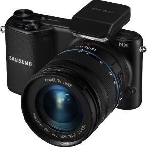Samsung DSLR Camera BD | Samsung NX2000 DSLR Camera