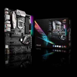 ASUS STRIX B250F GAMING MOTHERBOARD