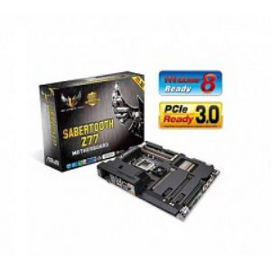 ASUS SABERTOOTH Z77 CHIP SET MOTHERBOARD