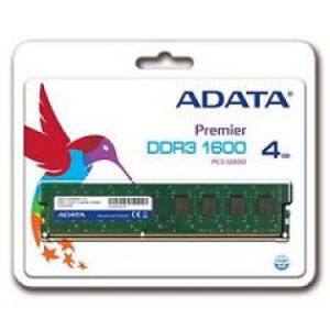 4 GB DDR3 1600 BUS RAM