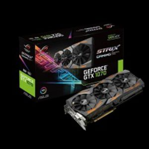 ASUS STRIX GTX1070 8G GAMING GRAPHICS CARD
