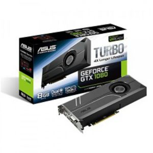 ASUS TURBO GTX1080 8G GRAPHICS CARD