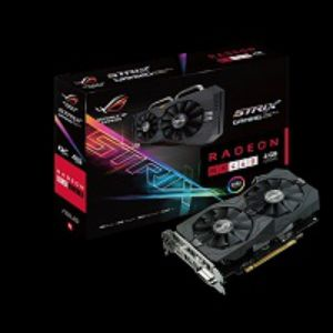 ASUS ROG STRIX RX460 O4G GAMING GRAPHICS CARD
