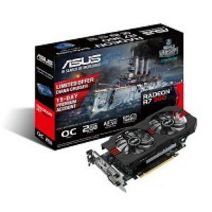 ASUS R7360 OC 2GD5