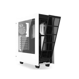NZXT CASING SOURCE 340 GLOSSY WHITE | GLOSSY BLACK | MATT BLACK WITH RED