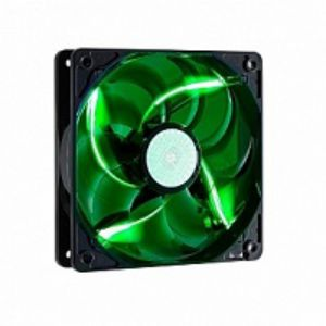 COOLER MASTER CASING FAN SICKLE FLOWX GREEN LED (ROW)