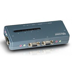 MICRONET SP214EL KVM SWITCH