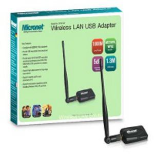 MICRONET SP907GP 54MBPS WIRELESS LAN USB ADAPTER