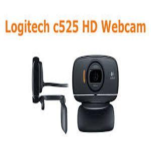 Logitech C525 Webcam BD | Logitech C525 Webcam