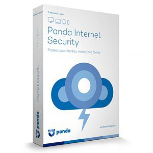 PANDA INTERNET SECURITY ( 5 USER)