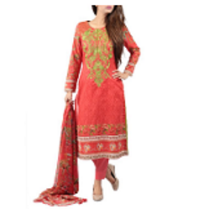Royal Renaissance WATERMELON | Salwar kameez