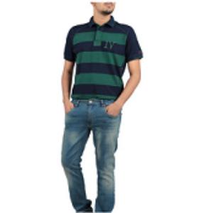 Denim Fashion Trouser TINT BLUE 4869A | Gents Pant