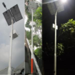 10 watt Solar Street Light in Bangladesh
