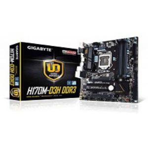 Gigabyte GA H170M D3H DDR3 | Gigabyte Motherboard