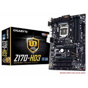 Gigabyte GA Z170 HD3 DDR4 | Gigabyte Motherboard