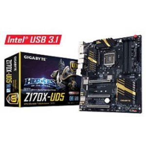 Gigabyte GA Z170X UD5 | Gigabyte Motherboard