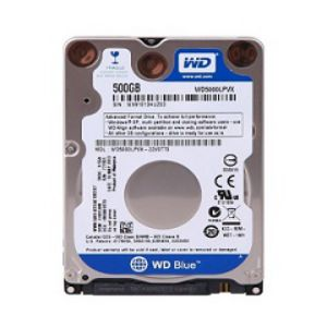 WD INTERNAL NOTEBOOK HARD DRIVE (BLUE) 500GB 2.5 INCH SATA BD PRICE   WD NOTEBOOK HARD DRIVE