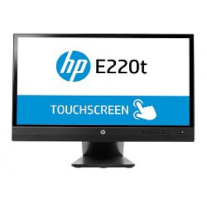 HP 21.5 INCH LED TOUCH MONITOR E220T BD PRICE | HP MONITOR