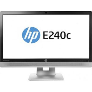 HP 24 INCH LED MONITOR WITH WEBCAM E240C BD PRICE | HP MONITOR