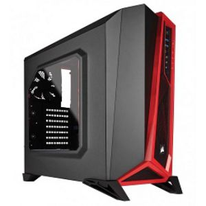 CORSAIR CASING SPEC ALPHA BLACK AND RED BD PRICE | CORSAIR CASING