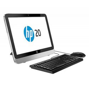 HP AIO 20 E024l Intel Pentium Quad Core N3700 BD Price | HP ALL IN ONE COMPUTER