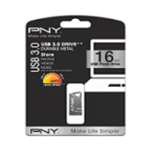 PNY 16GB USB 3.0 MOBILE DISK DRIVE T3 UCOB SILVER (Metal Body) BD Price |  PNY PEN DRIVE