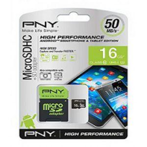 PNY 16GB MICRO SD CLASS 10 BD PRICE | PNY MEMORY CARD