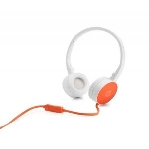 HP H2800 Orange Headset BD Price | HP Headset