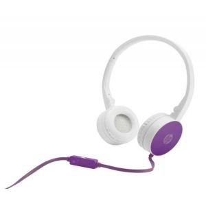 HP H2800 Purple Headset BD Price | HP Headset