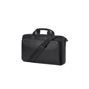 HP 17.3 Leather Black Top Load BD Price | HP Laptop Bag