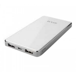 Delux Power Bank MP 02 6000 MAH BD Price | Delux Power Bank