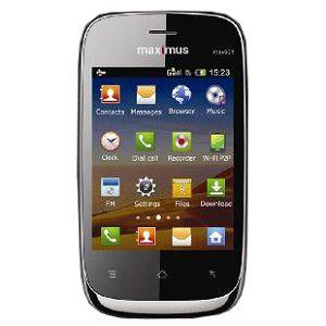 Maximus MAX901 BD | Maximus MAX901 Smartphone