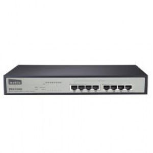 PE6108 8 Port Gigabit Ethernet PoE Switch|8 Port PoE|802.3at|Af BD Price | Netis Ethernet PoE Switch