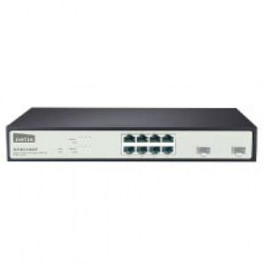 ST3310GF 8GE plus 2 SFP Port Gigabit Ethernet SNMP Switch BD Price |  Netis Ethernet Switch