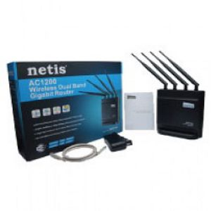 WF2780 AC1200 Wireless Dual Band Gigabit Router BD Price | Netis Router