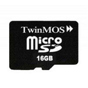 TwinMos 16GB MicroSD Memory Card BD | TwinMos 16GB MicroSD Memory Card