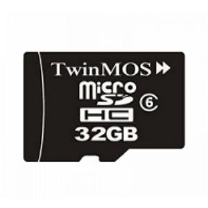 TwinMos 32GB MicroSD Memory Card BD | TwinMos 32GB MicroSD Memory Card