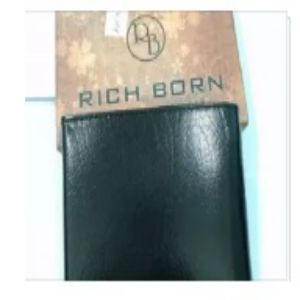RichBorn Leather Wallet