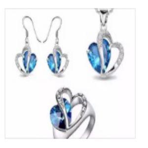 Heart Locket Jewelry