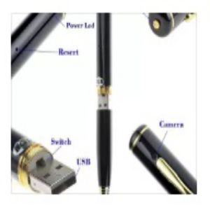 Spy camera Pen Price Bd | 32GB Spy camera Pen