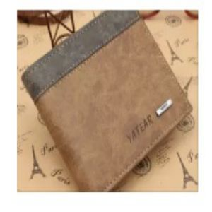 Yatear Leather Mens Wallet