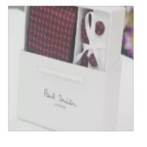 Paul Smith Mens Silk Tie