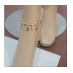 Korian Gold Plated Anklet