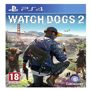 UBISOFT PS4 Watch Dogs 2 BD | UBISOFT PS4 Watch Dogs 2